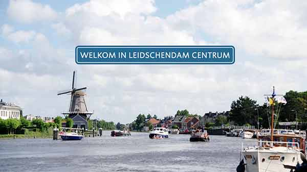 Met investeren in Licht op de Sluis investeert u in Leidschendam Centrum